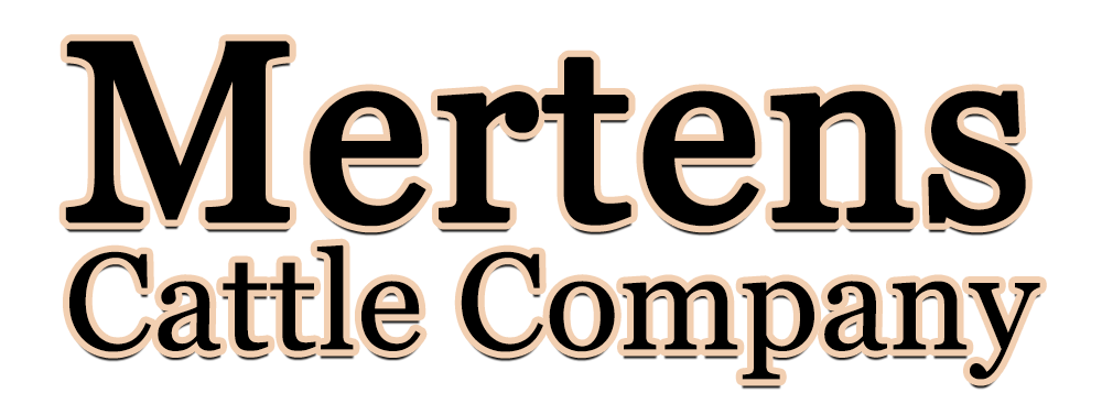 Mertens Cattle Company